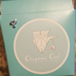 NEW IN BOX! Origami Owl charm